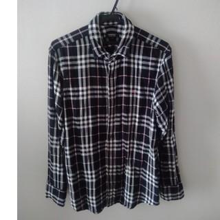 バーバリーブラックレーベル(BURBERRY BLACK LABEL)のバーバリーブラックレーベル、チェックシャツ(シャツ)