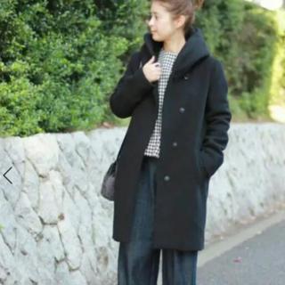 ジャーナルスタンダード(JOURNAL STANDARD)のジャーナルスタンダード 2wayフードコート♡美品(ロングコート)