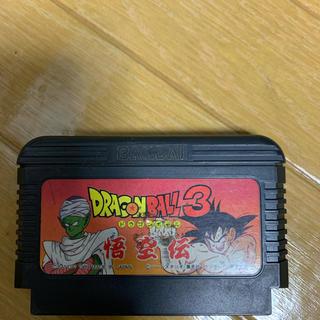 ドラゴンボール(ドラゴンボール)のファミコン ドラゴンボール3(家庭用ゲームソフト)