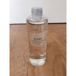 ムジルシリョウヒン(MUJI (無印良品))の無印 導入化粧水 大容量ボトル(ブースター/導入液)