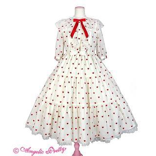 Angelic Pretty - Petite Heartワンピース