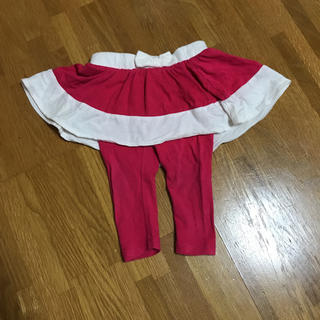 ベビーギャップ(babyGAP)の美品✧Babygap クリスマス サンタ スカッツ(スカート)