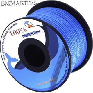 新品未開封☆EMMAKITES ダイニーマ 超高強度 31M ブルー(釣り糸/ライン)