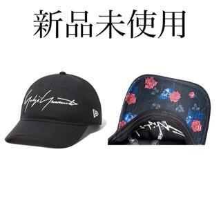 Yohji Yamamoto - 即完売【新品】ヨウジヤマモト 20ss ニューエラ スカルローズ キャップ