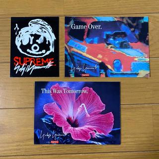 Supreme - Supreme ステッカー 3枚 新品 送料無料 Sticker Set