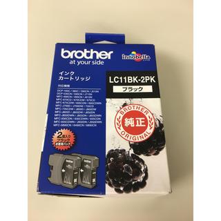 ブラザー(brother)の純正 ブラザー インクカートリッジ(PC周辺機器)