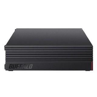Buffalo - BUFFALO 外付けハードディスク 4TB HD-AD4U3