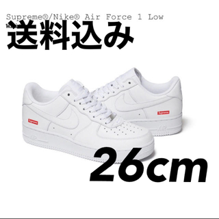 NIKE - Supreme nike air force 1
