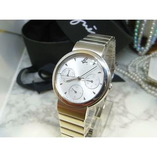 アニエスベー(agnes b.)のアニエス ベー agnes b. トリプルカレンダー レディース ウォッチ(腕時計)