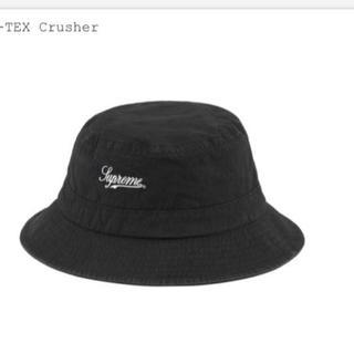 Supreme - Supreme GORE-TEX Crusher hat Black