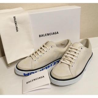 バレンシアガ(Balenciaga)の【新品未使用】BALENCIAGA バレンシアガ ダメージ加工 スニーカー(スニーカー)