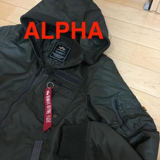 アルファインダストリーズ(ALPHA INDUSTRIES)のアルファ ジャケット(フライトジャケット)