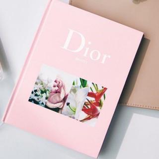 ディオール(Dior)のDior ビューティーノート oggi 付録(ノート/メモ帳/ふせん)