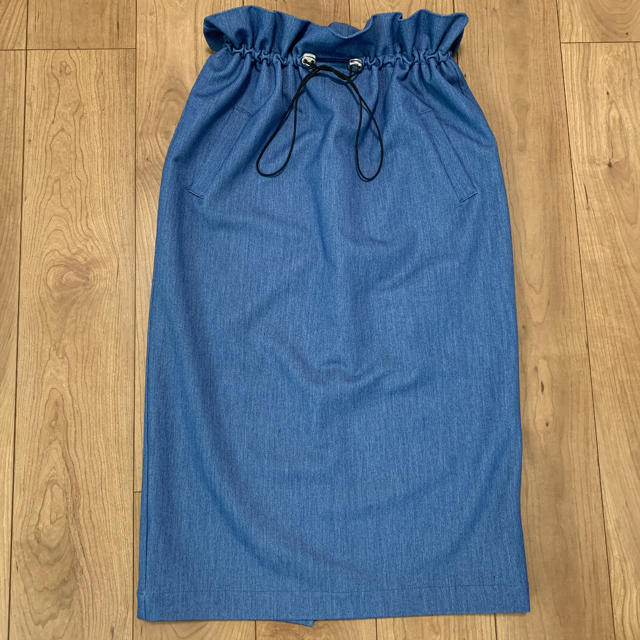 URBAN RESEARCH(アーバンリサーチ)のアーバンリサーチ デニムロングスカート レディースのスカート(ロングスカート)の商品写真