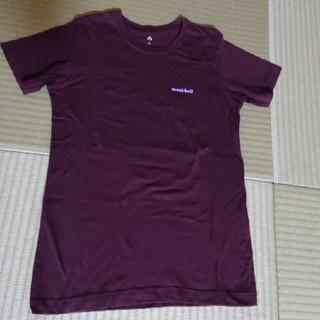 mont bell - モンベル レディースTシャツSサイズ☆美品
