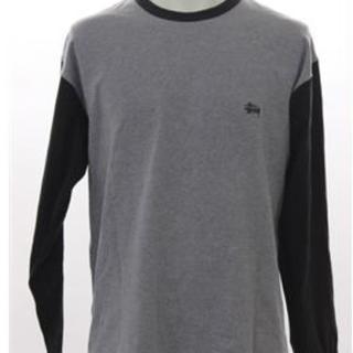 ステューシー(STUSSY)のステューシー Tシャツ 袖切替 メンズ (Tシャツ/カットソー(七分/長袖))