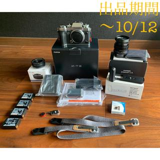 富士フイルム - FUJIFILM X-T3+フジノンレンズ XF35mmF1.4 +おまけ多数