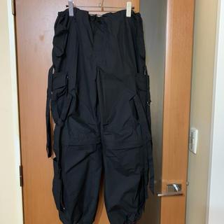 希少 なかむ着用『UK LABEL』Techno pants テクノパンツ