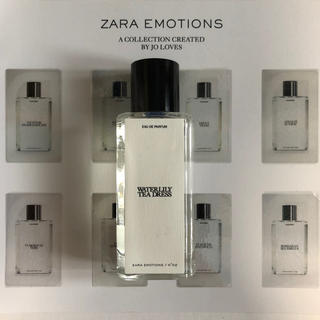 ZARA - ZARAザラ 香水 ウォーターリリーティードレス40ml