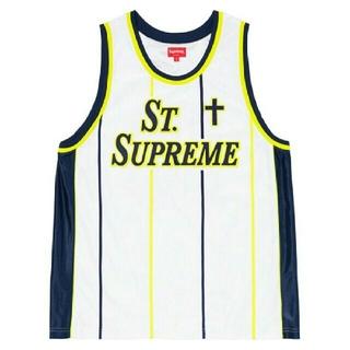 シュプリーム(Supreme)のSupreme バスケットボール シャツ XL(タンクトップ)