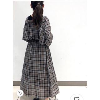 【新品未使用】ルノンキュール  チェック柄セットアップ