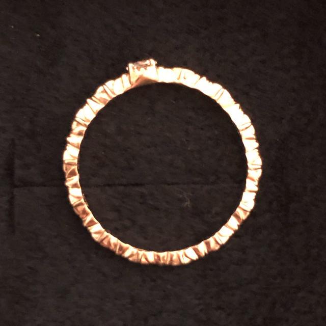 agete(アガット)のagete K10 11号リング レディースのアクセサリー(リング(指輪))の商品写真