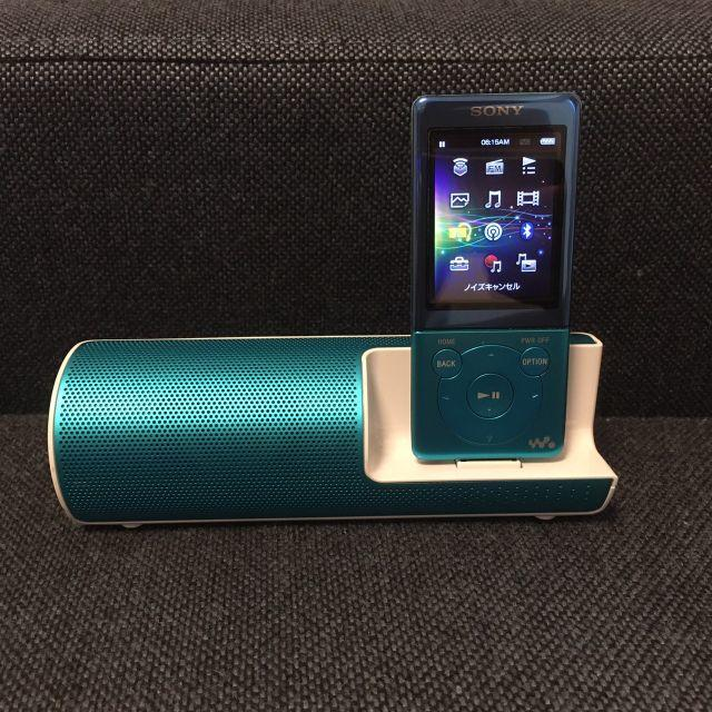 SONY(ソニー)のWALKMAN(NW-S775) スマホ/家電/カメラのオーディオ機器(ポータブルプレーヤー)の商品写真