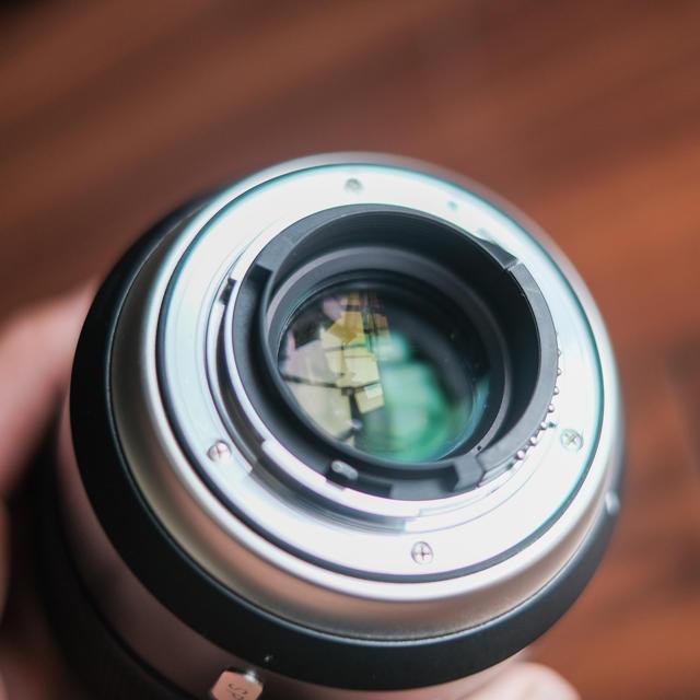 TAMRON(タムロン)のタムロン SP35mm F1.8 Di VC USD (F012)ニコン用 スマホ/家電/カメラのカメラ(レンズ(単焦点))の商品写真