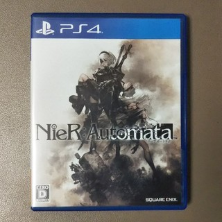 PlayStation4 - PS4 NieR:Automata ニーア オートマタ