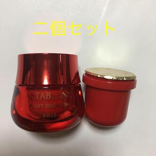 ASTABLANC - 新品未使用 アスタブラン  Wリフトセンセーション コーセー  クリーム 美容液