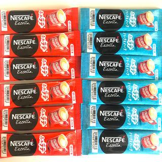 Nestle - ネスカフェ エクセラ ふわラテ 12本