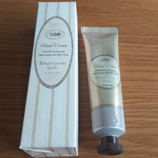 SABON - 未使用  50ml SABON ハンドクリーム