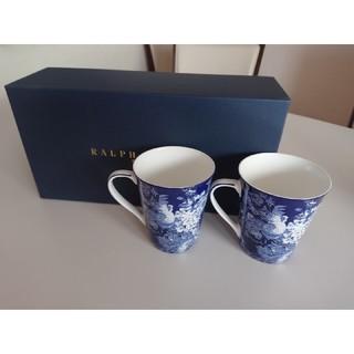 ラルフローレン(Ralph Lauren)のラルフローレン ペアマグカップ(グラス/カップ)