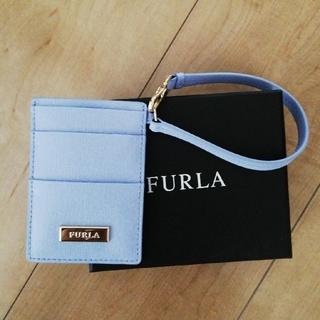 フルラ(Furla)の【新品・未使用】FURLA パスケース(名刺入れ/定期入れ)