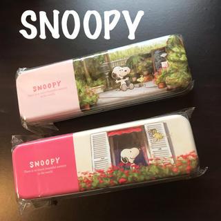 スヌーピー(SNOOPY)のペンケース カンペン スヌーピー  (ペンケース/筆箱)