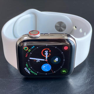 Apple Watch - AppleWatchSeries5 GPS+Cellular 40mmステンレス