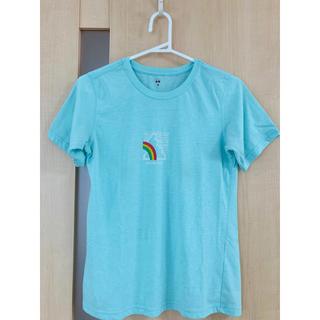 モンベル(mont bell)のTシャツ(モンベル mont-bell) 半袖 ブルー 水色(Tシャツ(半袖/袖なし))