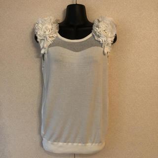 ダブルスタンダードクロージング(DOUBLE STANDARD CLOTHING)の美品❗️ダブルスタンダード 授乳服 フリーサイズ(マタニティトップス)
