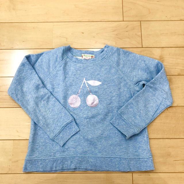 Bonpoint(ボンポワン)のBonpoint ボンポワン トレーナー 8A キッズ/ベビー/マタニティのキッズ服女の子用(90cm~)(Tシャツ/カットソー)の商品写真