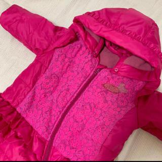 アナスイミニ(ANNA SUI mini)の【お値下げ中】ANNA SUI mini♡ジャンプスーツ ベビー アウター(ジャケット/コート)