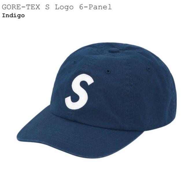 Supreme(シュプリーム)のGORE-TEX S Logo 6-Panel メンズの帽子(キャップ)の商品写真
