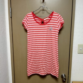 スナイデル(snidel)のsnidel ボーダーTシャツ(Tシャツ(半袖/袖なし))