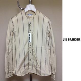 Jil Sander - 新品■39■19ss JIL SANDER■マンダリンカラーシャツ■8672