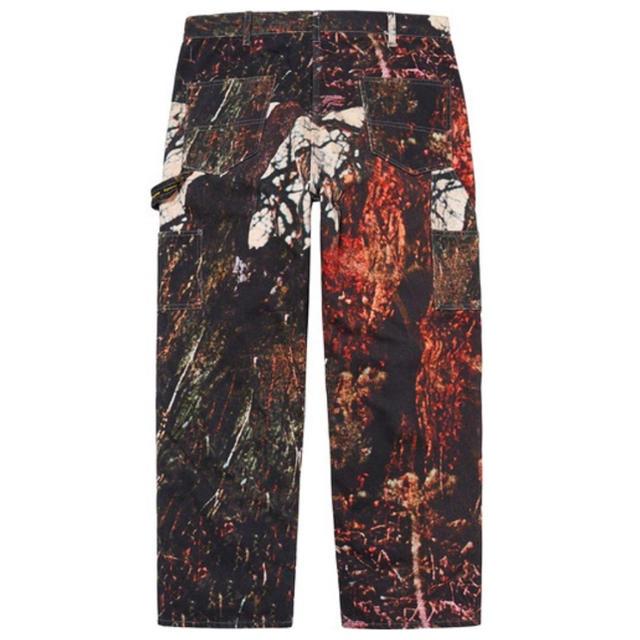 Supreme(シュプリーム)のSupreme Double Knee Denim Painter Pant メンズのパンツ(ワークパンツ/カーゴパンツ)の商品写真