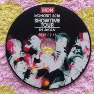 iKON - iKON 2016 SHOW TIME TOUR DVD