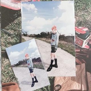 防弾少年団(BTS) - 🌈花様年華 YOUNG FOREVER 購入特典フォト&トレカ テヒョン テテ