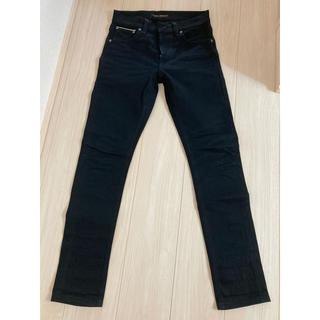 ヌーディジーンズ(Nudie Jeans)のヌーディージーンズ lean dean dry black selvage(デニム/ジーンズ)