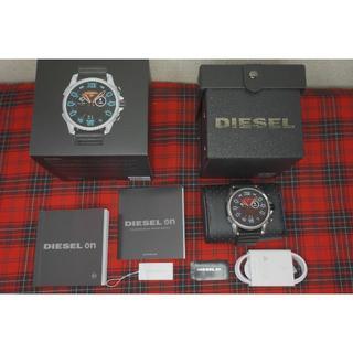 DIESEL - DIESEL スマートウォッチ DZT2008J ディーゼル 腕時計