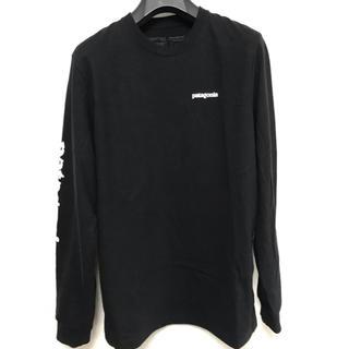 patagonia - 【新品同様】パタゴニア/ビッグロゴロングTシャツ