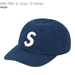 シュプリーム(Supreme)のSupreme GORE-TEX S Logo 6-Panel Cap(キャップ)